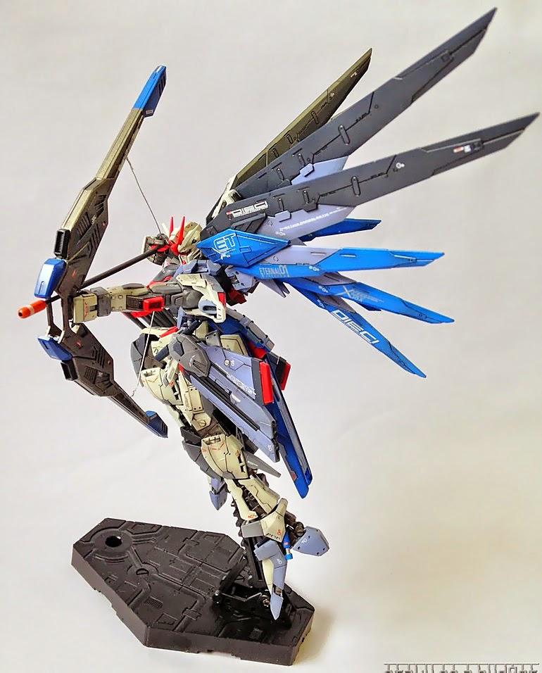 GUNDAM GUY: RG 1/144 Renegade Freedom Gundam