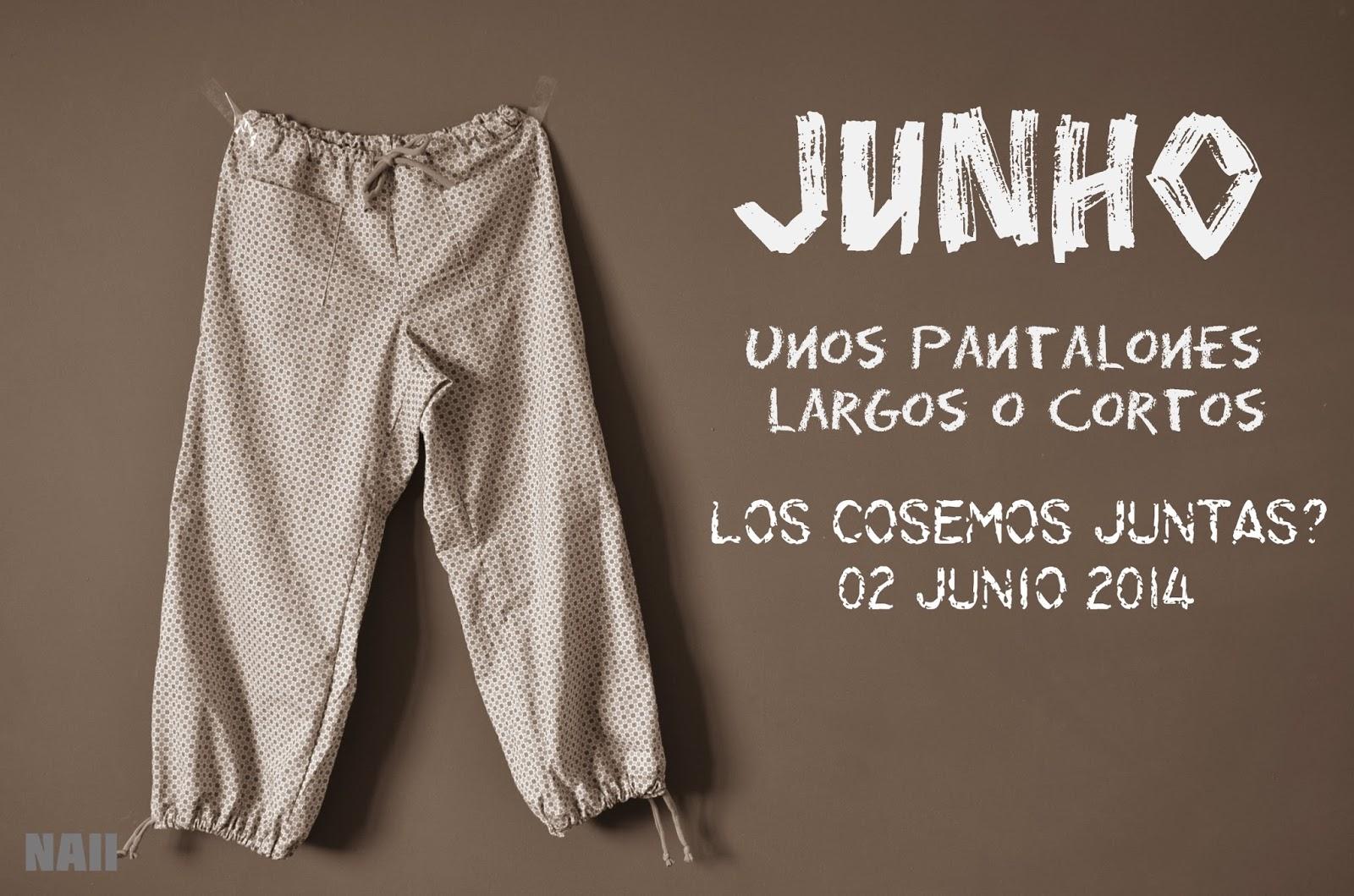 CC Pantalones Junho