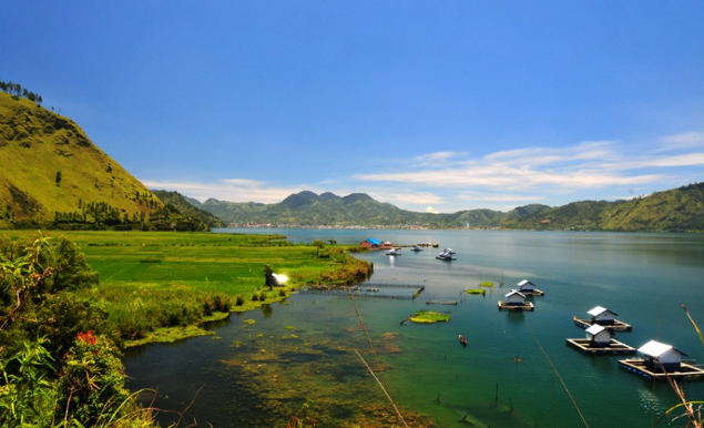 Lake Laut Tawar, Fantastic Natural Attractions in Aceh 2 | Aceh Tourism