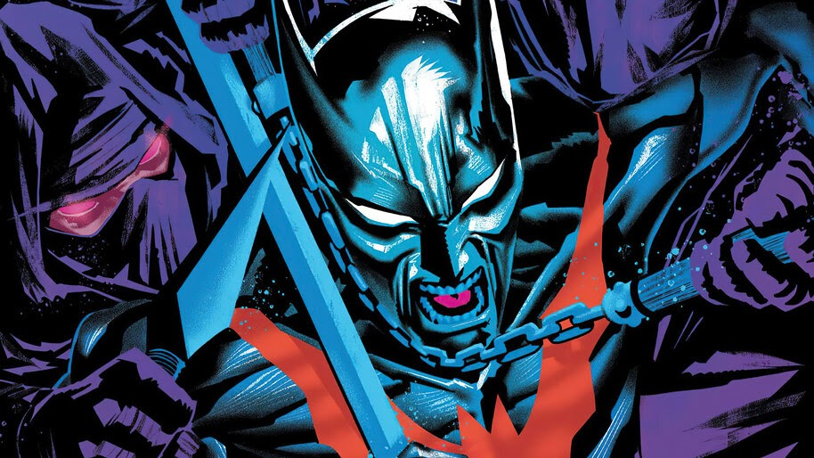 Batman Beyond, DC, Superhero, 4K, #6.2373