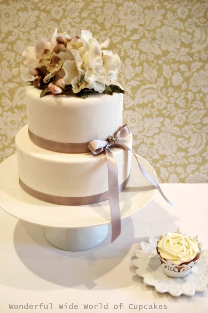 Wedding Cake Prices 14 Simple  Tier Wedding Cakes