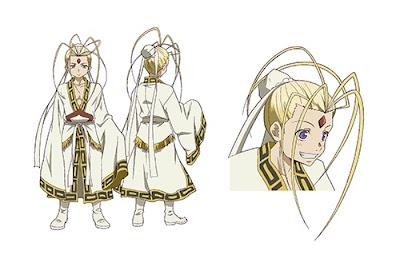 Kaho Kouda como el Príncipe Nataku