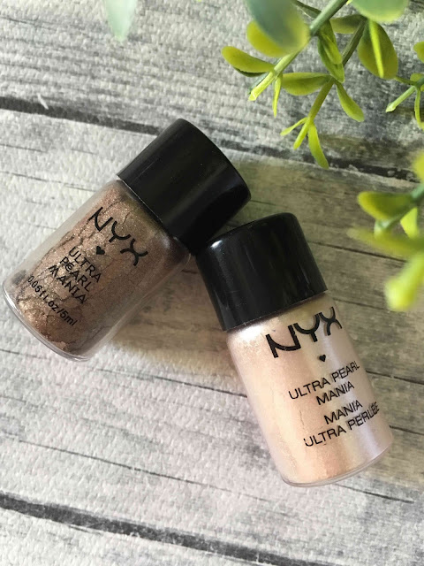 Review : NYX Ultra Pearl Mania