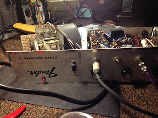 Tel Ray oil can delay echo reverb