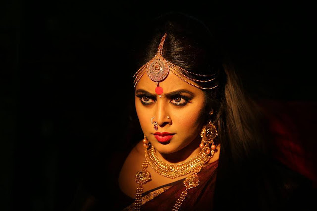 Poorna Actress Stills From Avanthika Movie