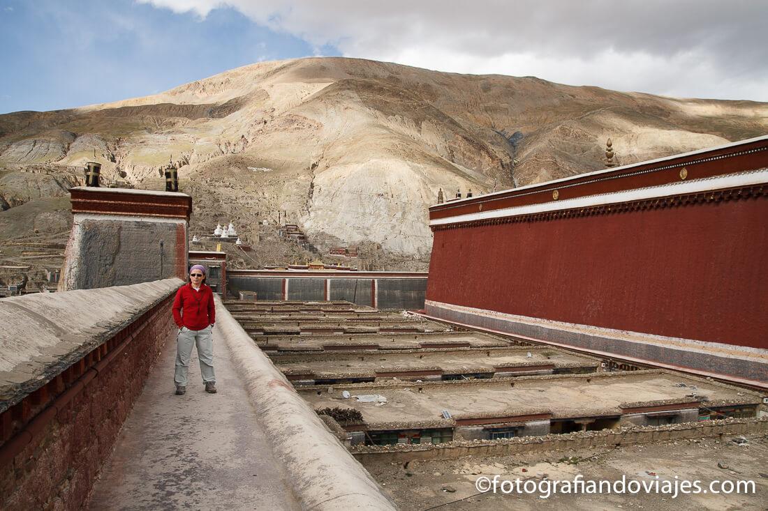 Monasterio de Sakya, Tibet