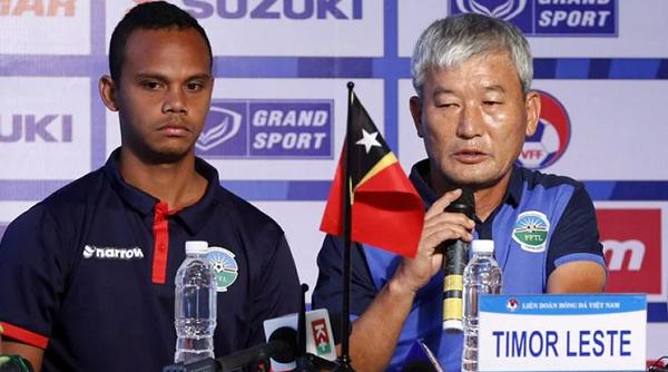 Pelatih Timor Leste Sebut Vietnam Lebih Baik Ketimbang Timnas Indonesia