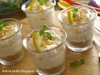 Limetkový dezert - recepty