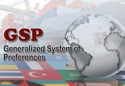Generalised System Of Preferences Programme