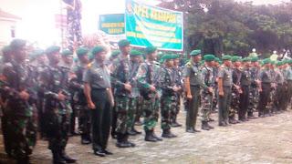 85 Personel Kodim 0604 Karawang Bantu Pengamanan IORA