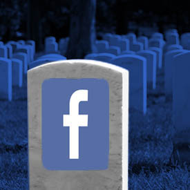 ماذا يحصل لصفحتك في الفيس بوك بعد موتك,ماذا يحصل لصفحة فيس بوك بعد الوفاة, حذف حساب فيس بوك, FaceBook,فيسبوك,