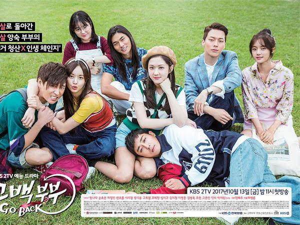 Sinopsis Go Back Couple Korean Drama