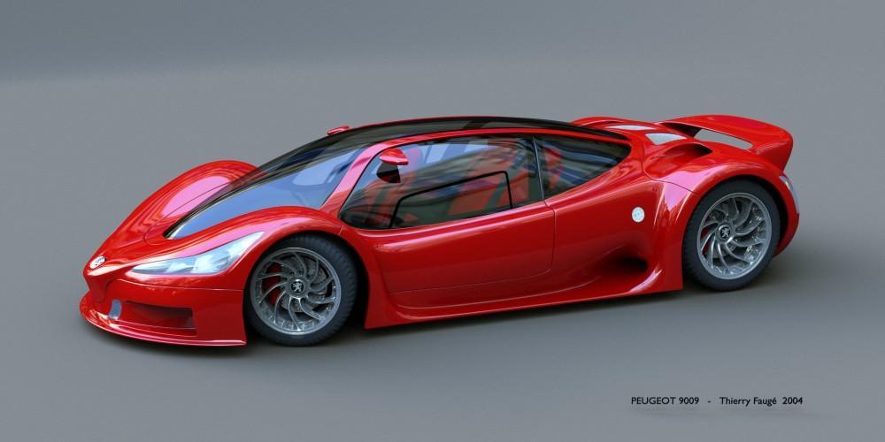 New Car Design New Sport Cars