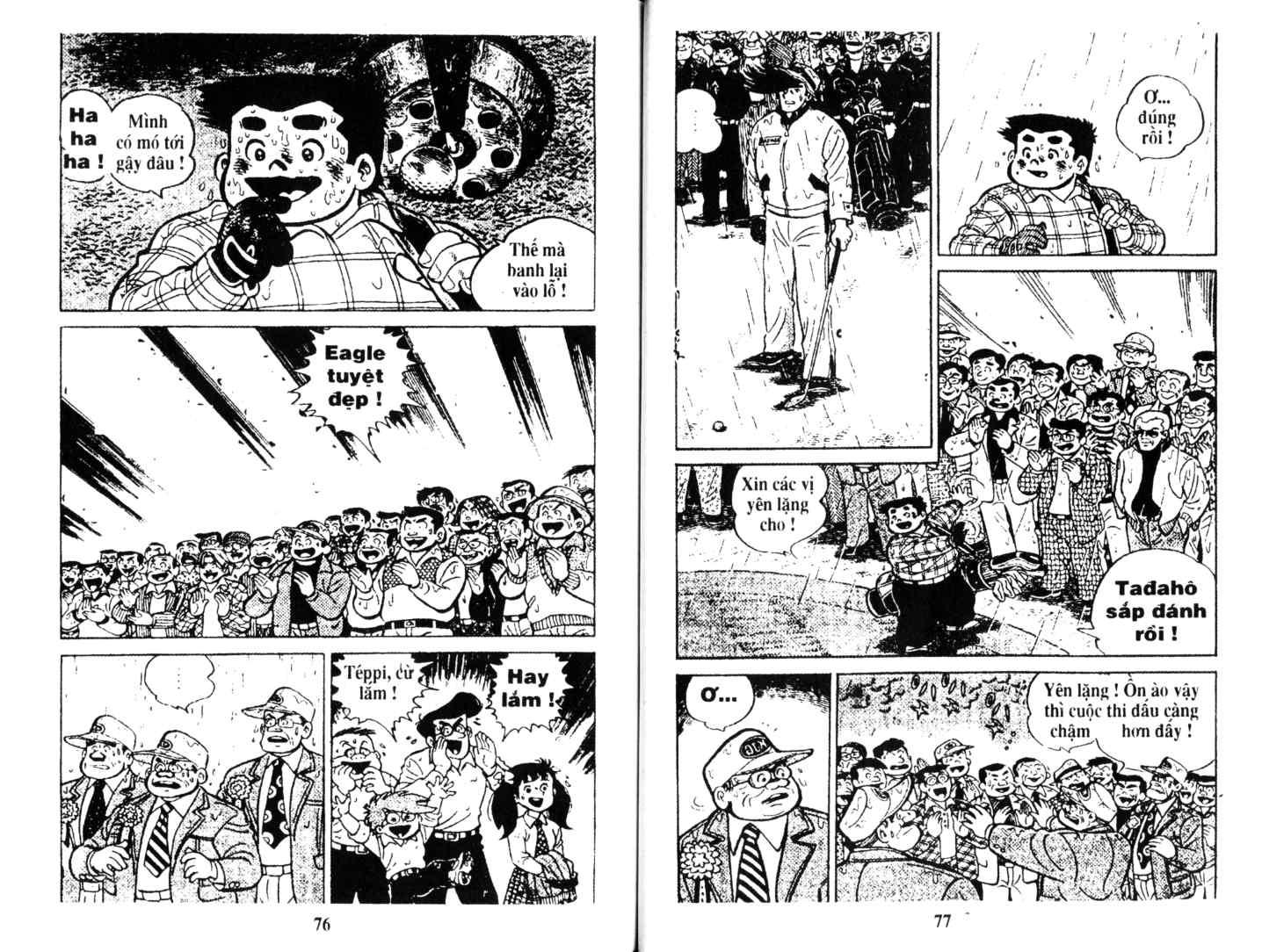 Ashita Tenki ni Naare chapter 9 trang 37