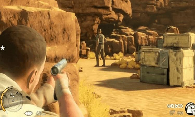 تحميل لعبة القناص سنايبر sniper elite 3