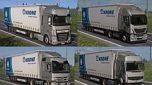 Schumi's Trucks Lowdeck Addons