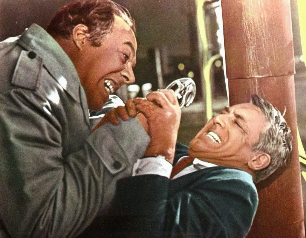 george kennedy charade - photo #10