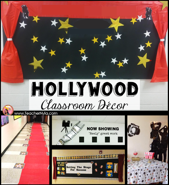 Hollywood Classroom theme