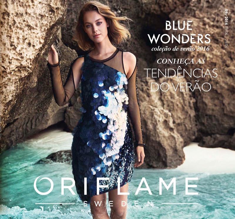 Catálogo 09 de 2016 da Oriflame