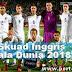 Skuad Inggris Piala Dunia 2018
