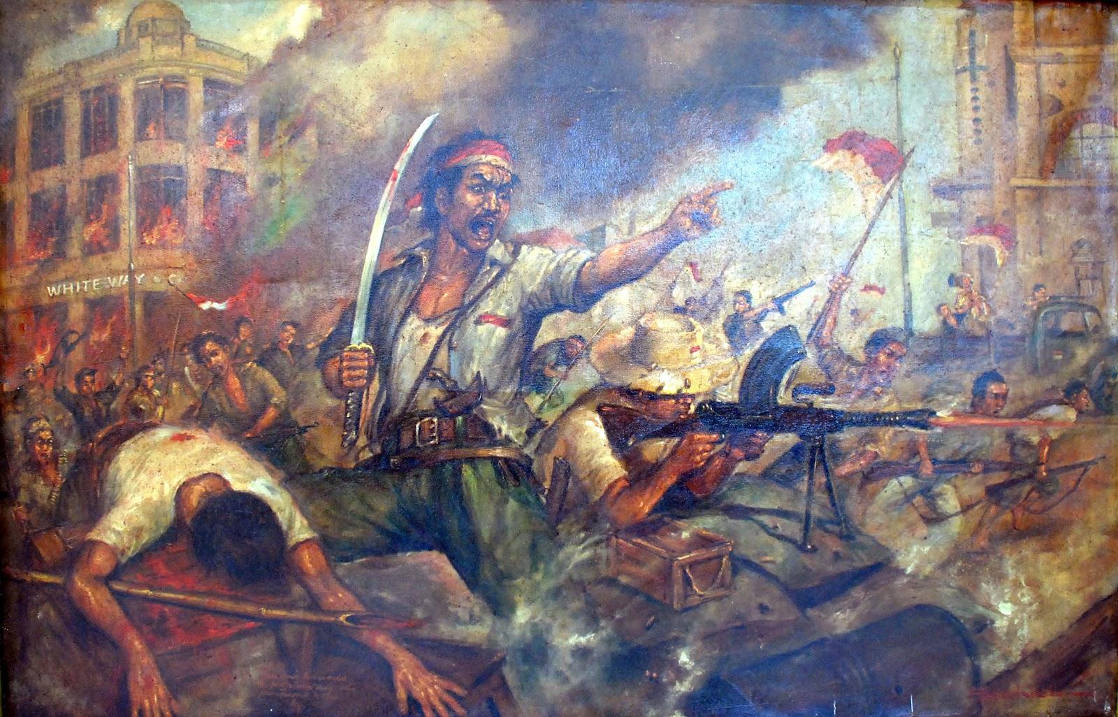 Sumpah pemuda menumbuhkan kebanggaan sebagai bangsa Indonesia