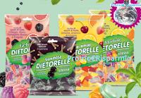 Logo Diventa una delle 1.000 tester delle caramelle Dietorelle