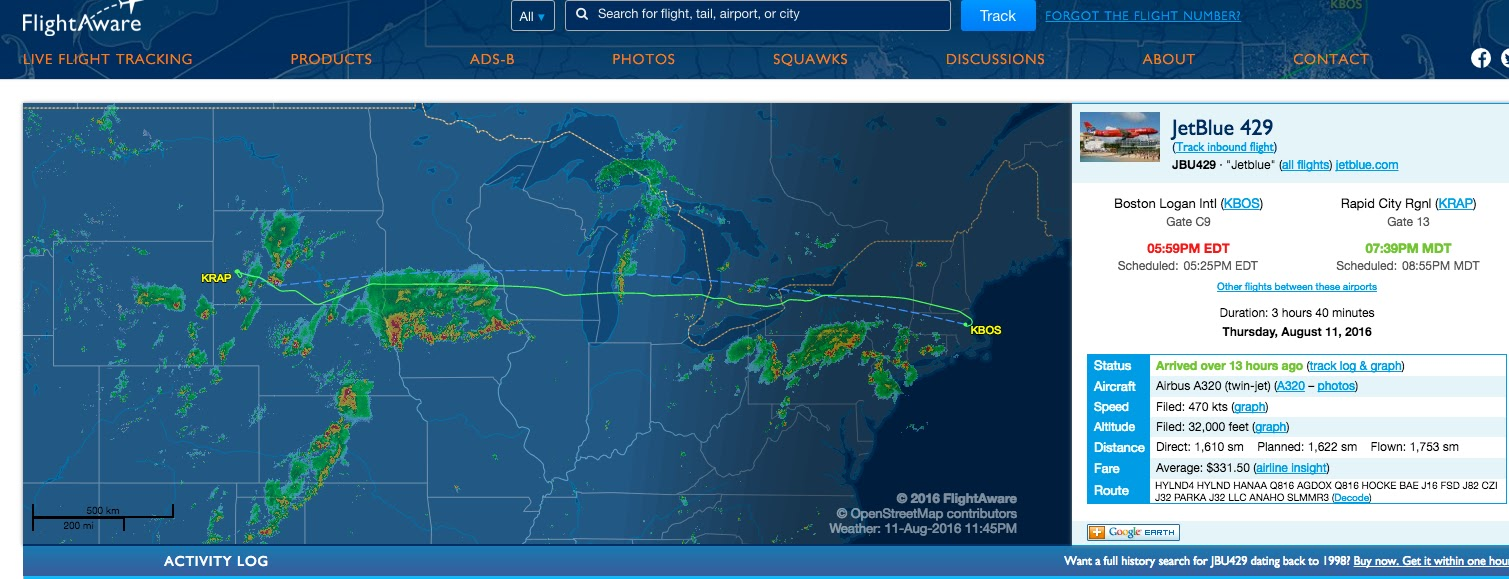 Cliff Mass Weather And Climate Blog Was The JetBlue Turbulence - Us aviation turbulence map