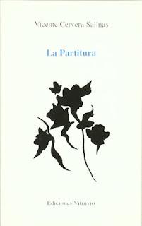 La partitura / Vicente Cervera Salinas