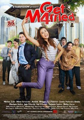 Sinopsis film Get M4rried (2013)