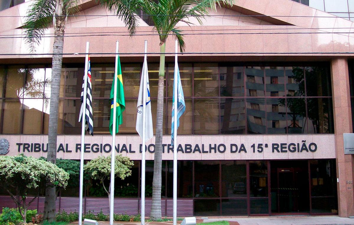 TRT da 15ª Região, em SP, abre concurso de nível médio e superior, com salário de até R$ 12,7 mil