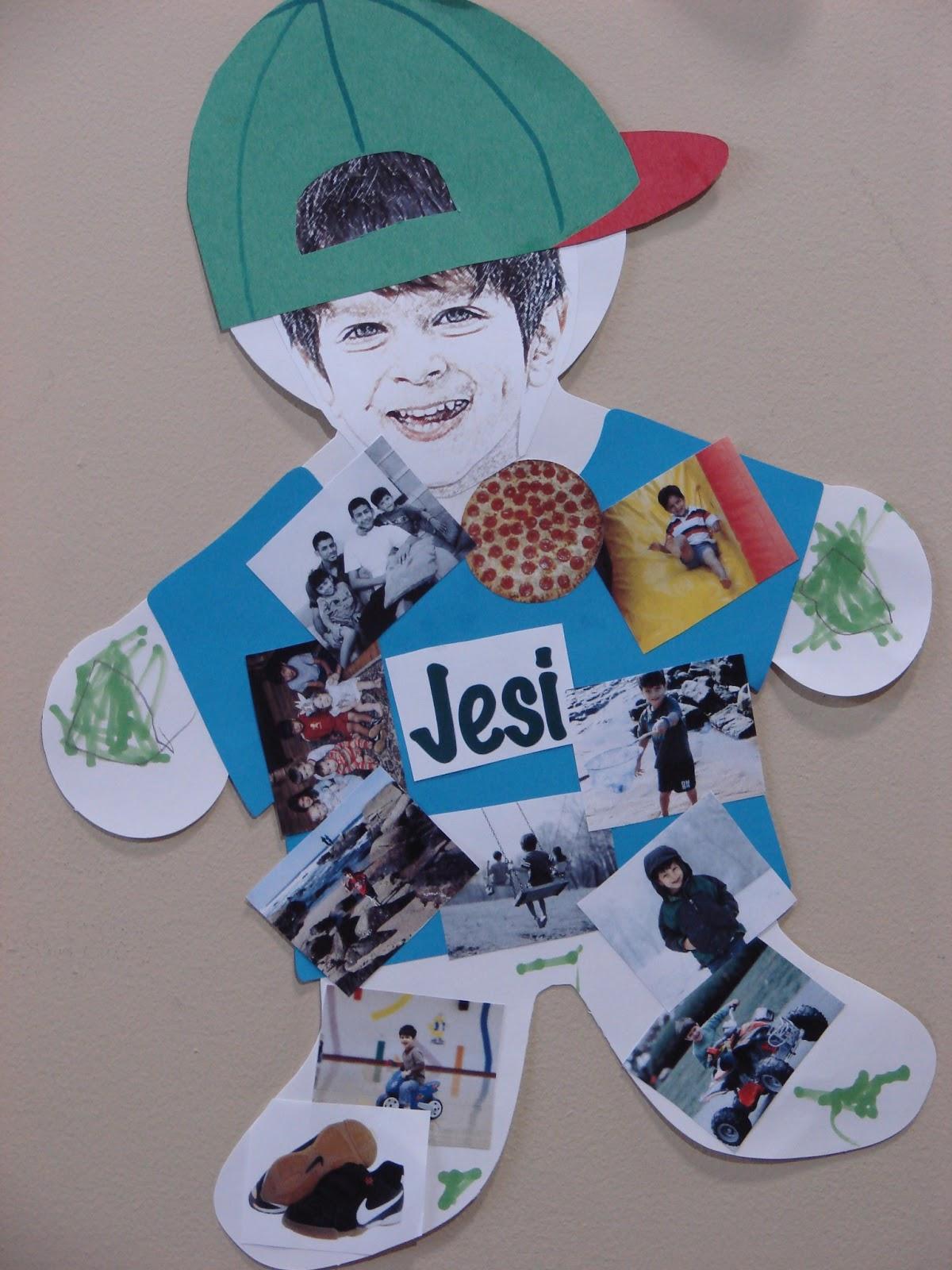 Beautiful Chaos Preschool My Favorites Project