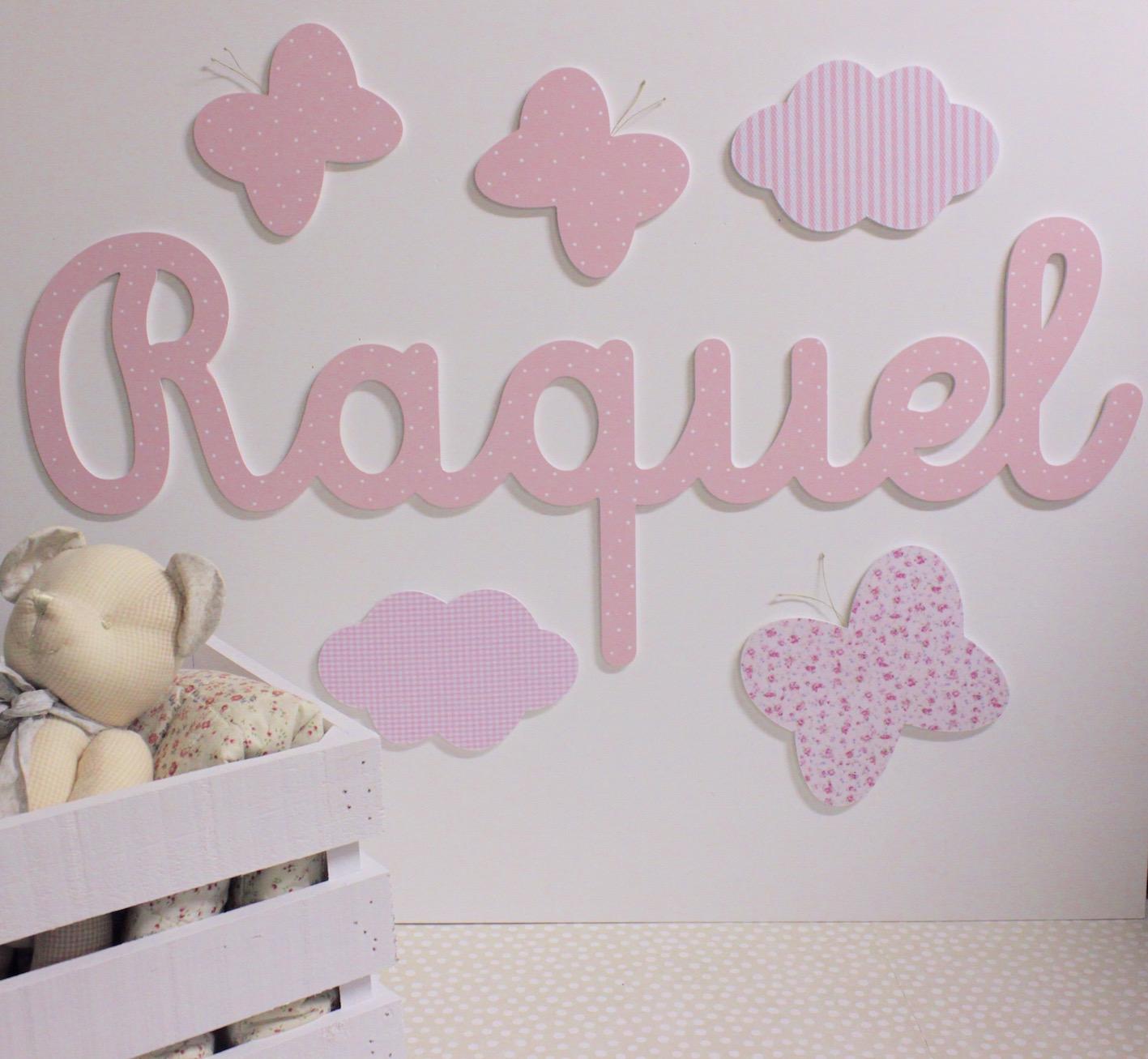 Letras infantiles para decorar vinilos decorativos con for Decorar online