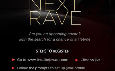 linda ikeji nextrave music talent search
