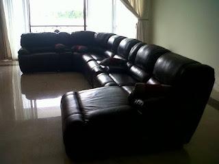 service sofa kulit asli di cikarang