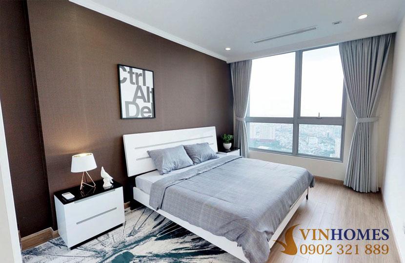 Vinhomes Central Park cho thuê bao phí căn hộ 3PN tầng cao L4 - hinh 6