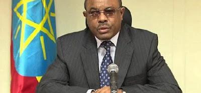 رئيس الوزراء الإثيوبي هيلي ماريام ديسالين