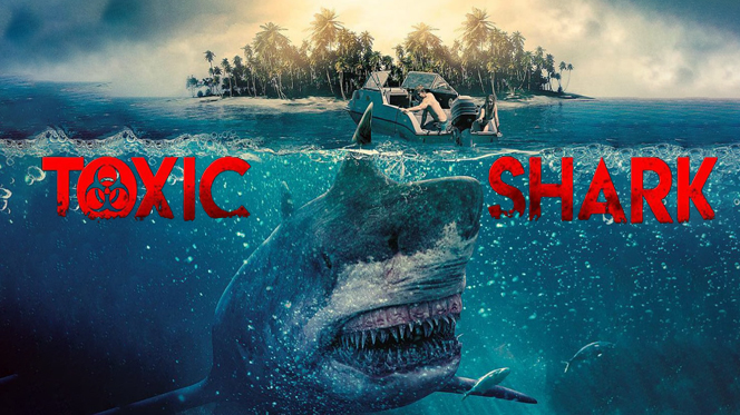 Toxic Shark (2017) BRRip 1080p Latino-Ingles