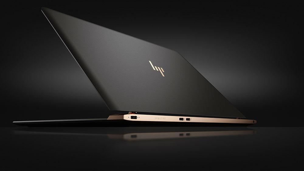 The World's Thinnest Laptop - The HP Spectre