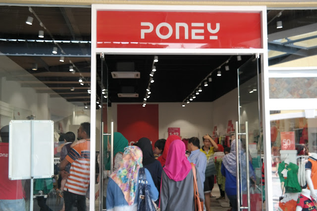 poney outlet