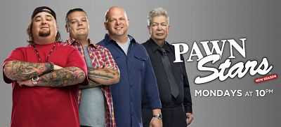 Pawn Stars (Hindi) - Season 12 - All Episode Download 480p HDTV