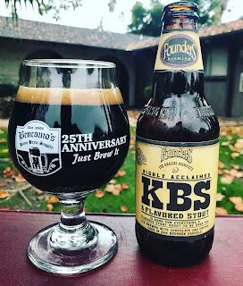 Founders KBS Bourbon Barrel Aged Stout 1