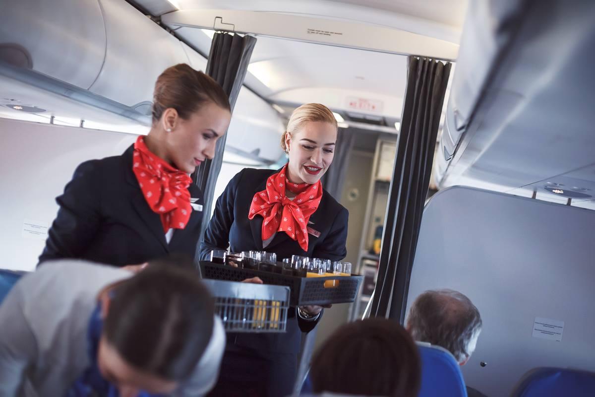 Air serbia hiring crew for Korean air cabin crew requirements
