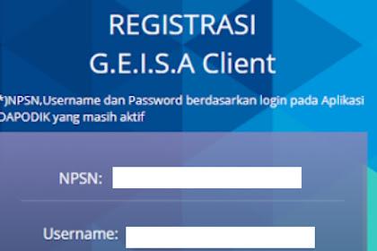 Cara Mudah menghubungkan mesin Absensi dengan Laptop Secara Online dengan aplikasi GEISA