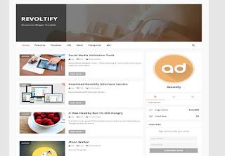 revoltify responsive theme