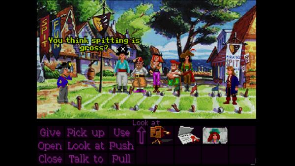 Monkey Island 2 Special Edition LeChuck's Revenge PC Game