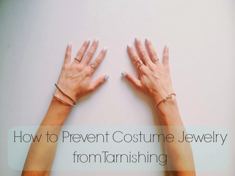 Quick Tip - How to Preserve your Costume Jewellery | La
