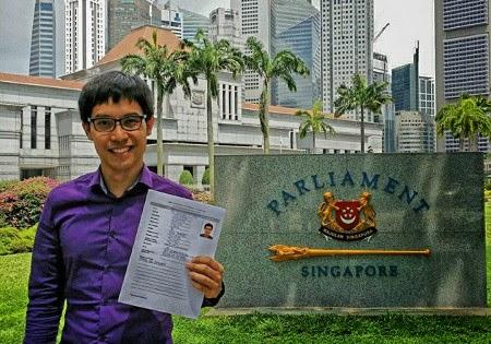 Singapore Citizenship Journey - #GolfClub