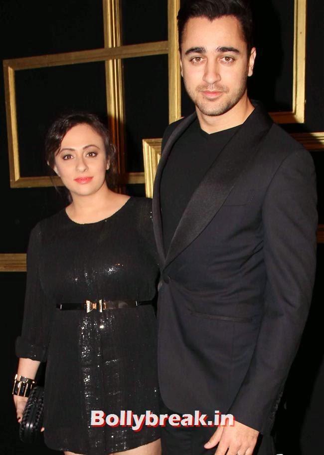 Avantika and Imran Khan, All Bollywood Celebs at Deepika Padukone Golden Party
