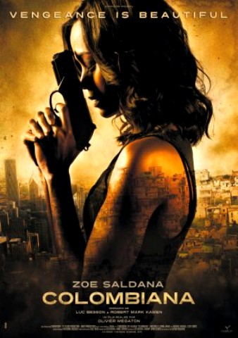Ver Colombiana (2011) Online