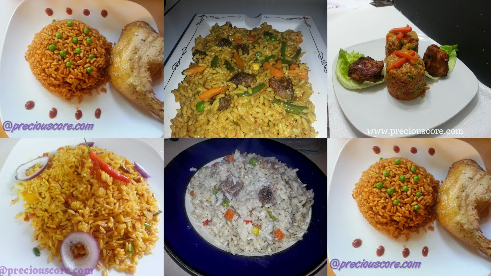 5 jollof rice recipes you must make precious core jollof rice recipes for world jollof rice day ccuart Gallery